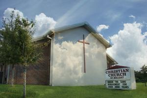 Our Church Front